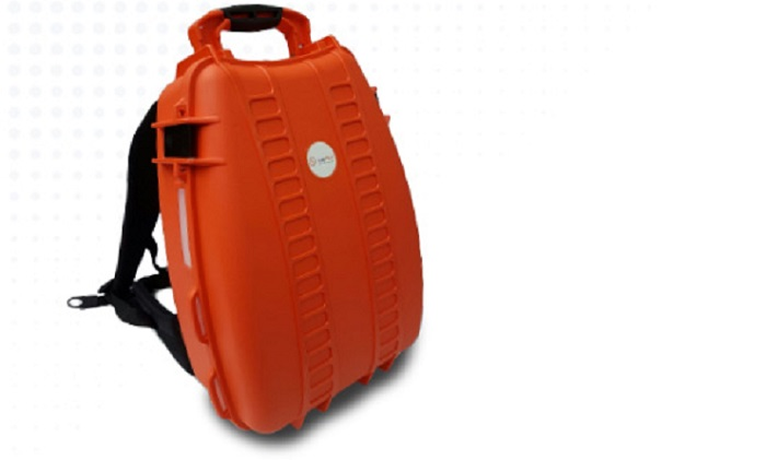 DOT Telemedicine Backpack, все-в-одном